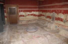 Archaeological site of Knossos